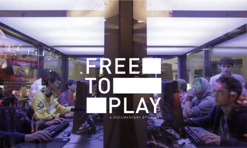 Free-To-Play สารคดีทัวร์นาเมนต์ TI1 ประกาศลง Netflix สัปดาห์หน้า