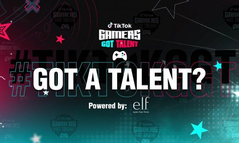 TikTok Gamers Got Talent เปิดรอบออดิชั่นแล้ว