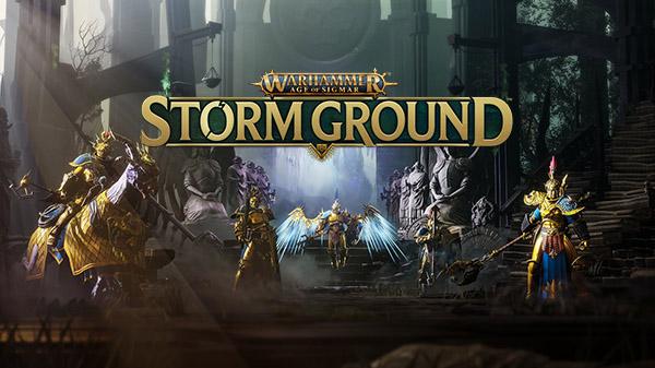 Warhammer Age of Sigmar: Storm Ground เปิดขายในเดือนพฤษภาคมนี้