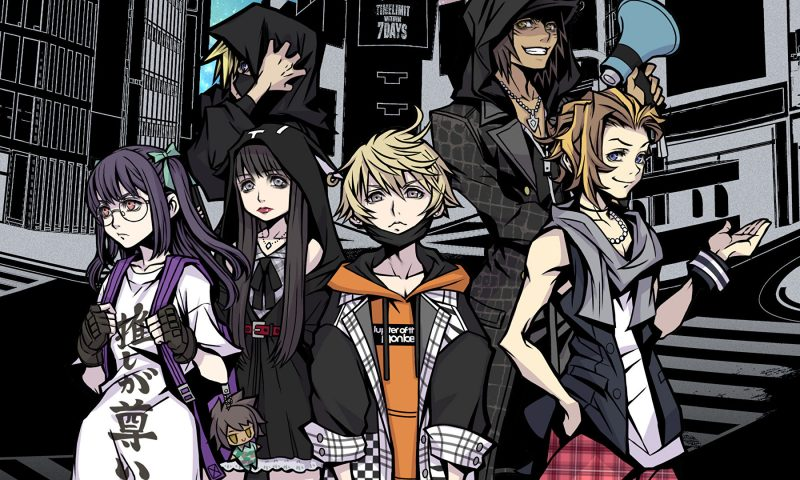 NEO: The World Ends with You เปิดตัว 27 กรกฎาคมสำหรับ PS4 และ Switch