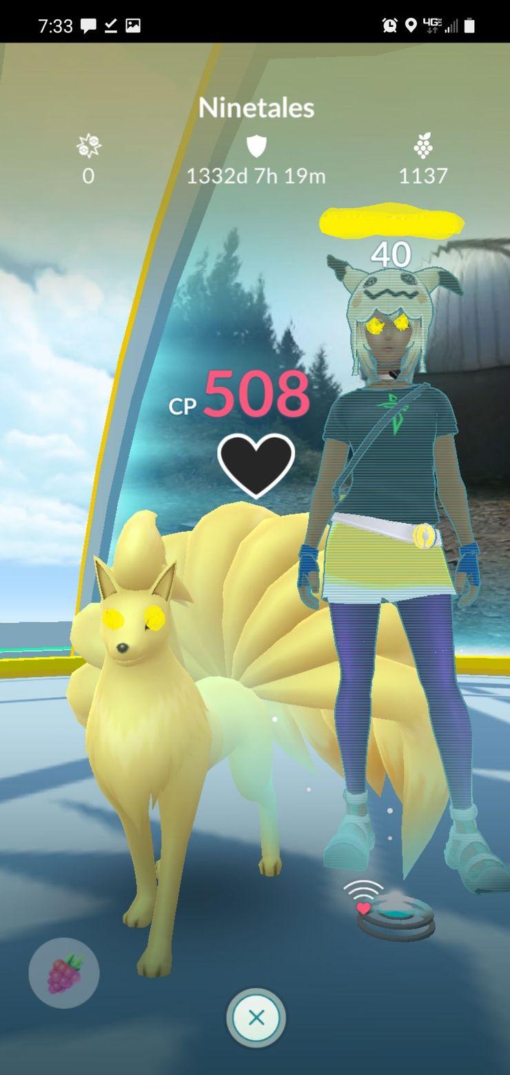 pokemon go same gym 3years