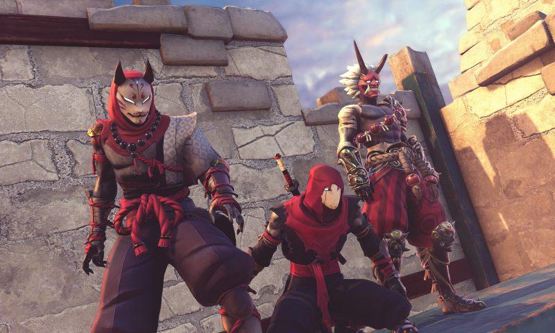 Aragami 2 เกมแนวนักฆ่าจะเปิดให้บริการในวันที่ 17 กันยายน
