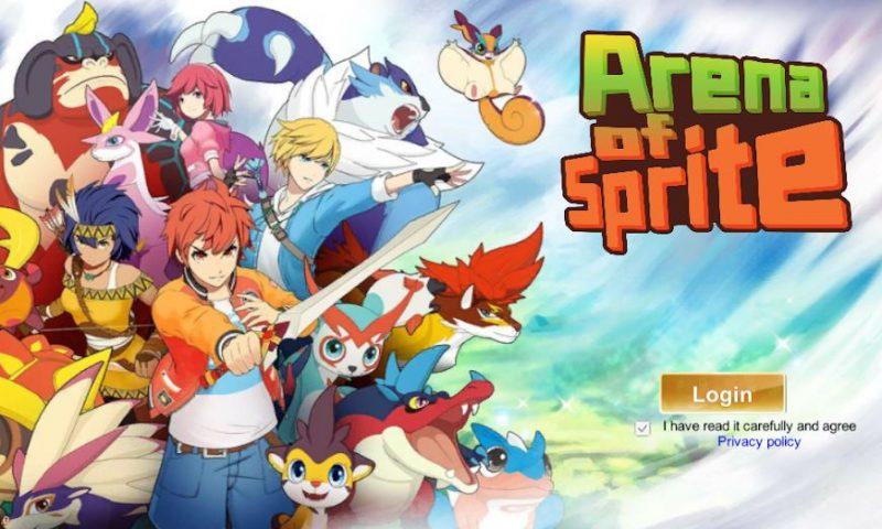 เปิดให้บริการ Arena of Sprite เกมมือถือสไตล์ MOBA สุดน่ารัก