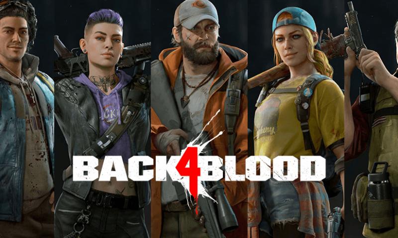 Back 4 Blood พาชม 8 Cleaners ที่จะสามารถเล่นได้ภายในเกม