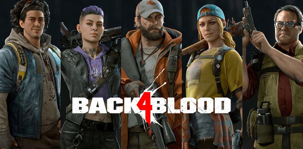Back 4 Blood 2152021