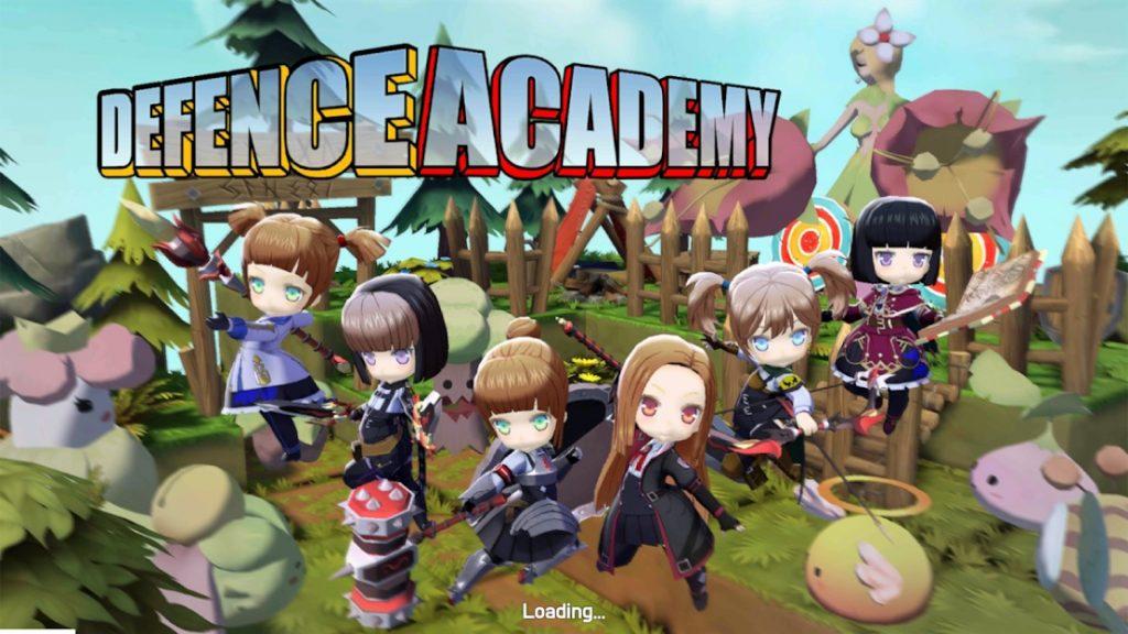 Defense Academy 060564