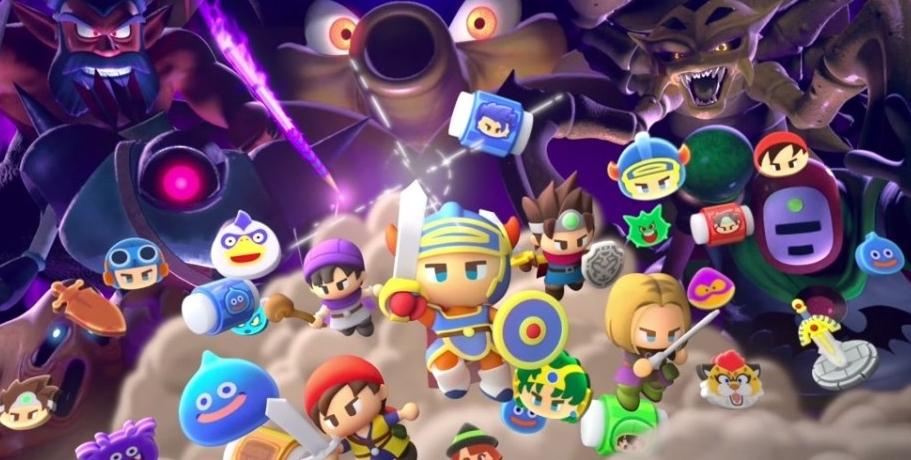 Dragon Quest Keshi Keshi เกมสไตล์ Puzzle จะเปิดภายในปีนี้