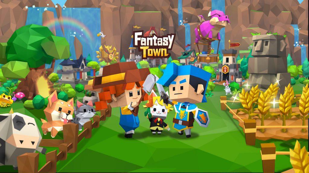 Fantasy Town 210564
