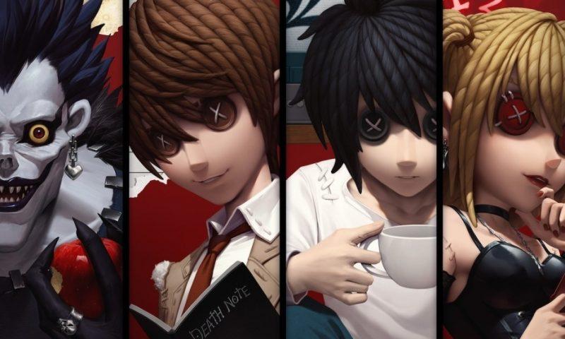 Identity V จับมือกับ Death Note ปล่อยตัวละครใหม่เพียบ