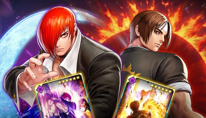 The King of  Fighters ALLSTAR เพิ่มสเปเชี่ยลซิกเนเจอร์ เคียว และ อิโอริ