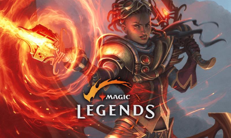 Magic: Legends เปิดตัว Planeswalker คนใหม่ผู้ใช้พลังแห่งเปลวเพลิง