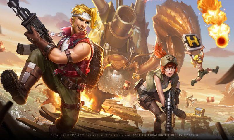 Metal Slug Code: J ชมตัวอย่าง Gameplay ที่พัฒนาขึ้นโดย TiMi Studio