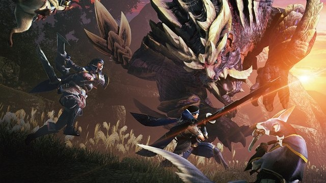 Monster Hunter Rise ปล่อย OST หาซื้อมาฟังได้แล้ววันนี้