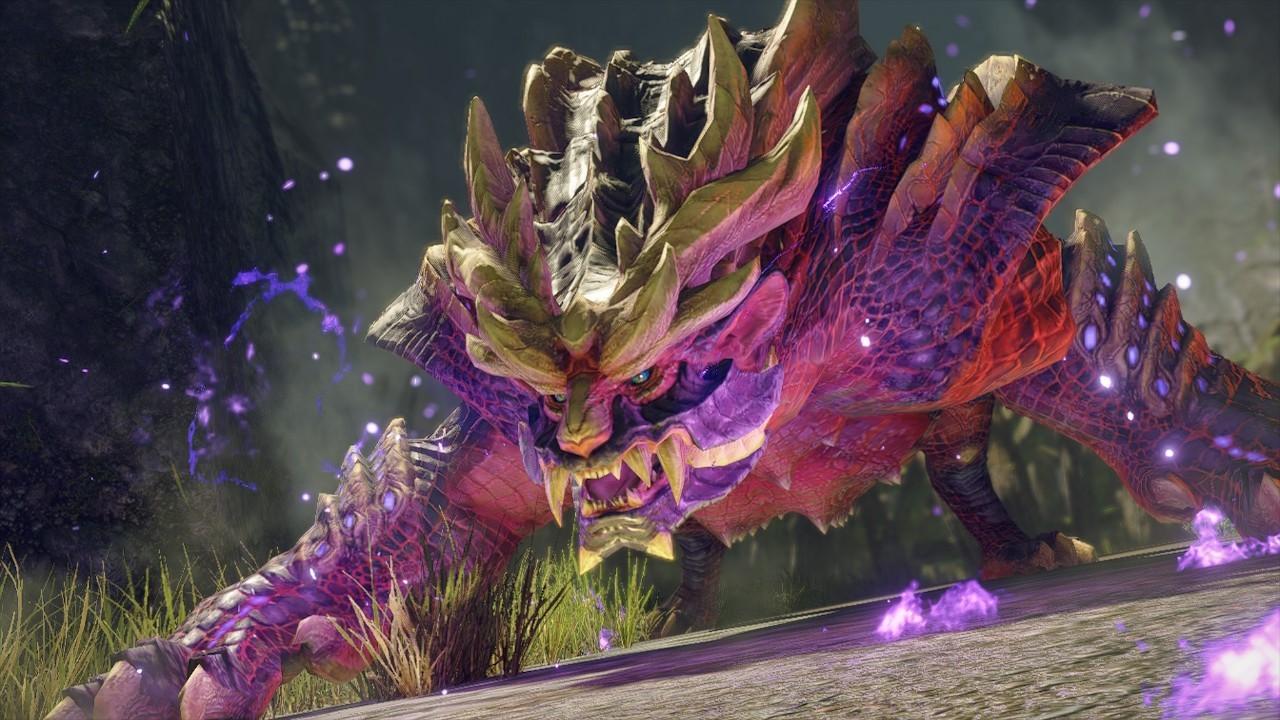 Monster Hunter Rise 3152021 1