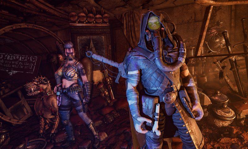 Necromunda: Hired Gun ปล่อยตัวอย่าง Gameplay ใหม่แบบเจาะลึก