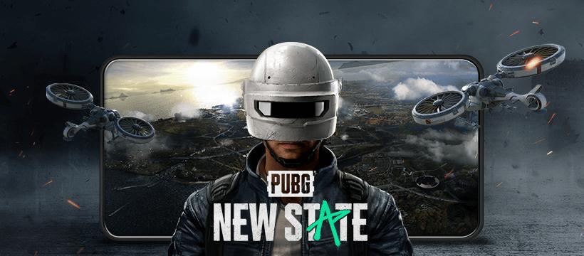 PUBG NEW STATE 552021
