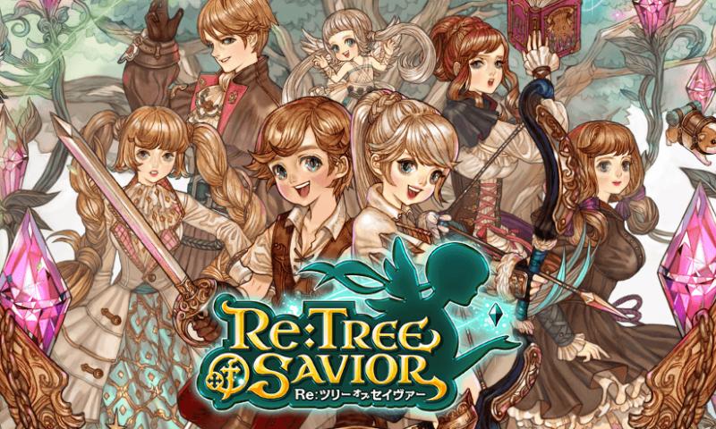 Re: Tree of Savior เวอร์ชั่นเกมมือถือกำลังจะเปิดตัวเดือนหน้านี้