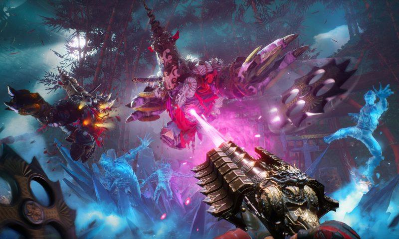Shadow Warrior 3 ปล่อยตัวอย่างใหม่ Enemy Showcase