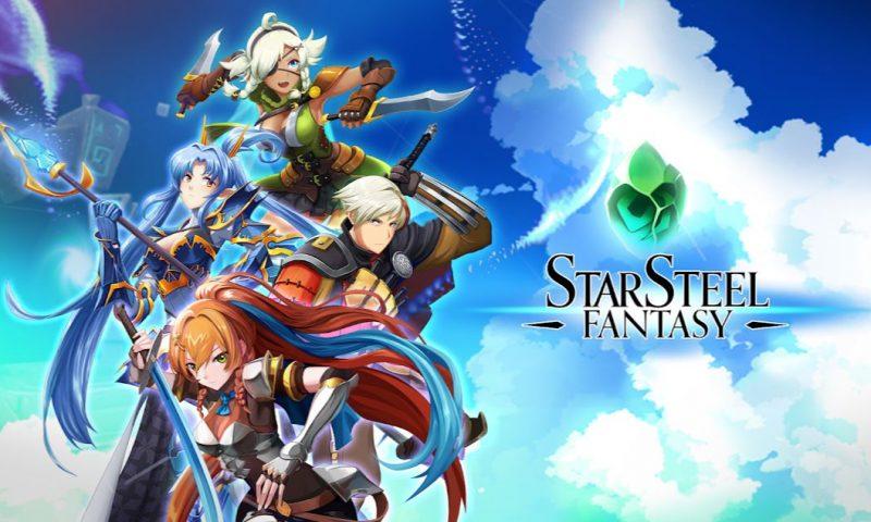 Starsteel Fantasy เกมแนว RPG เรียงเพชรสไตล์อนิเมะเปิดให้เล่นแล้ว
