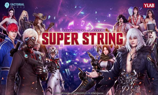 Super String เกมแนว RPG บนมือถือเปิดให้บริการแล้ววันนี้ในแดนโสม