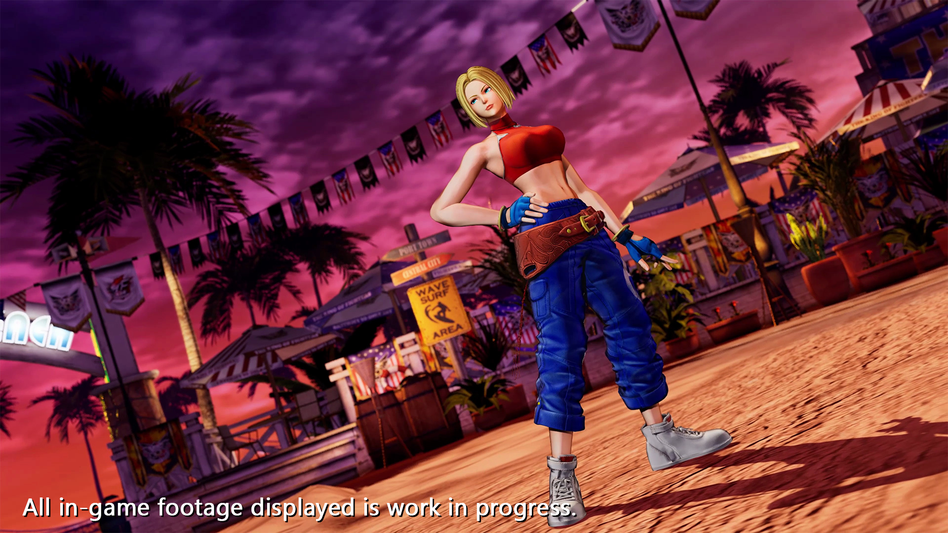 The King of Fighters XV 2752021 3