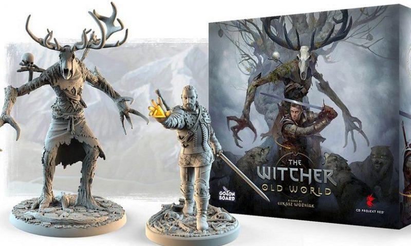 The Witcher Board Game ยอดระดมทุนทะลุ 3 ล้านดอลลาร์ใน Kickstarter