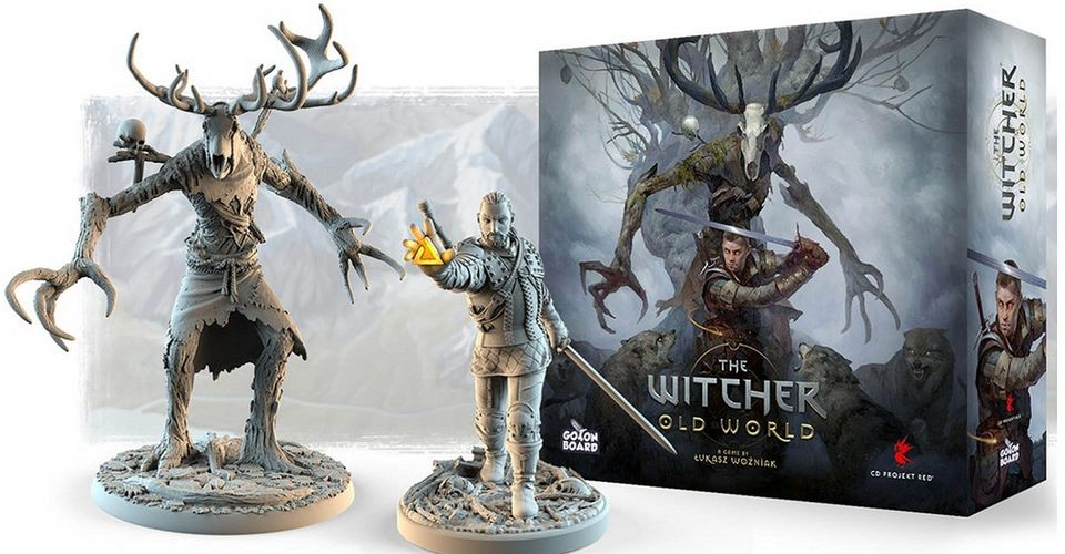 The Witcher Board Game 2952021 1