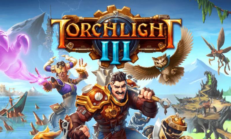 Torchlight III กำลังจะอัปเดตคลาสใหม่ช่วง Spring ที่จะถึงนี้