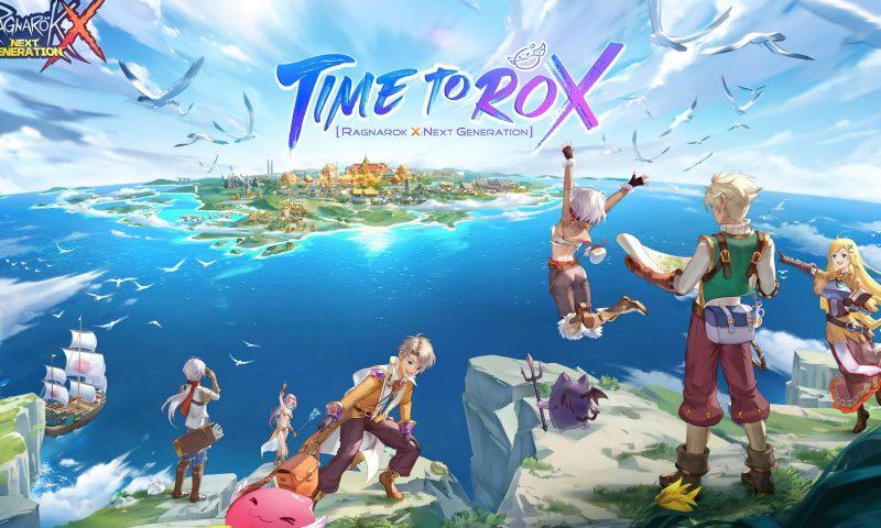 Ragnarok X : Next Generation จุดเก็บเลเวลสำหรับมือใหม่ Lv. 1 – 40