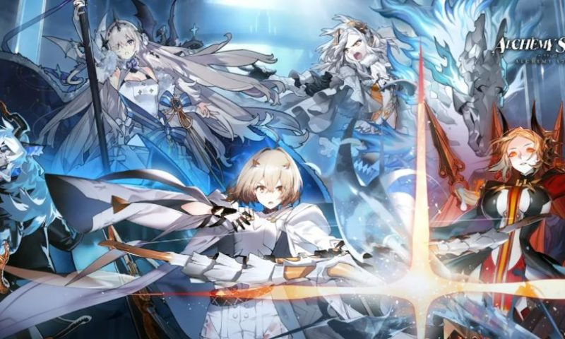 Tencent Games เปิดตัว Alchemy Stars เกมมือถือ RPG ตัวใหม่ล่าสุดวันนี้