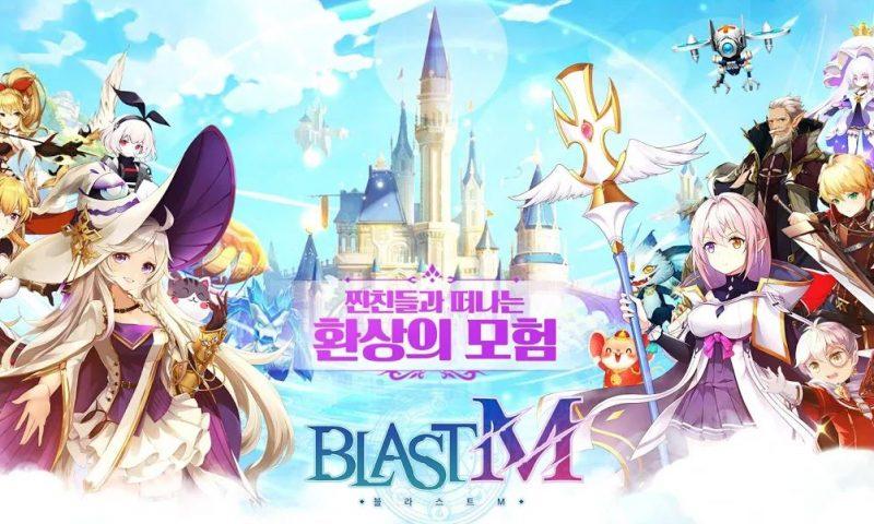 Blast M เกมมือถือเก็บเลเวลภาพการ์ตูนสุดน่ารักเปิดให้บริการแล้ววันนี้