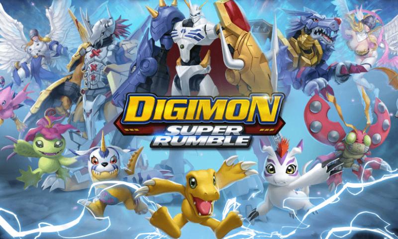 ประกาศเปิดตัว Digimon Super Rumble เวอร์ชั่น MMO มาเร็วๆ นี้