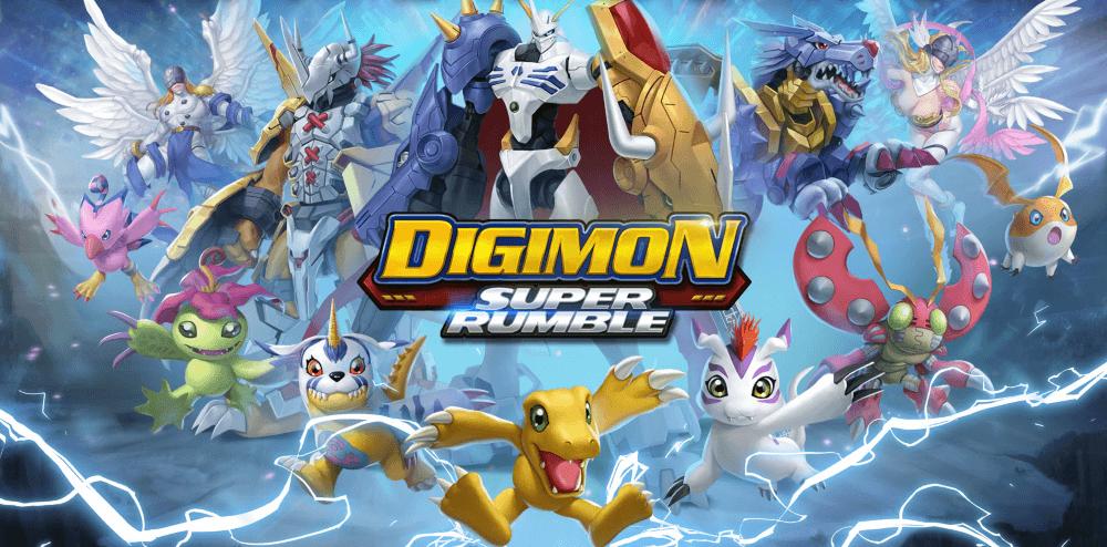 Digimon Super Rumble 1062021