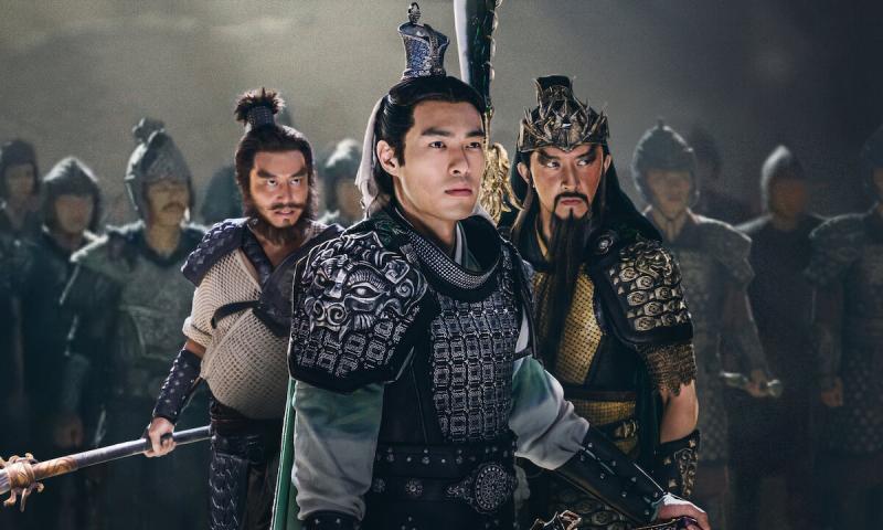 Dynasty Warriors เวอร์ชั่น Netflix ประกาศวันฉายตอนแรก