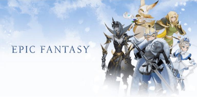 Epic Fantasy เวอร์ชั่น Global พร้อมให้ผจญภัยแล้วบนมือถือ