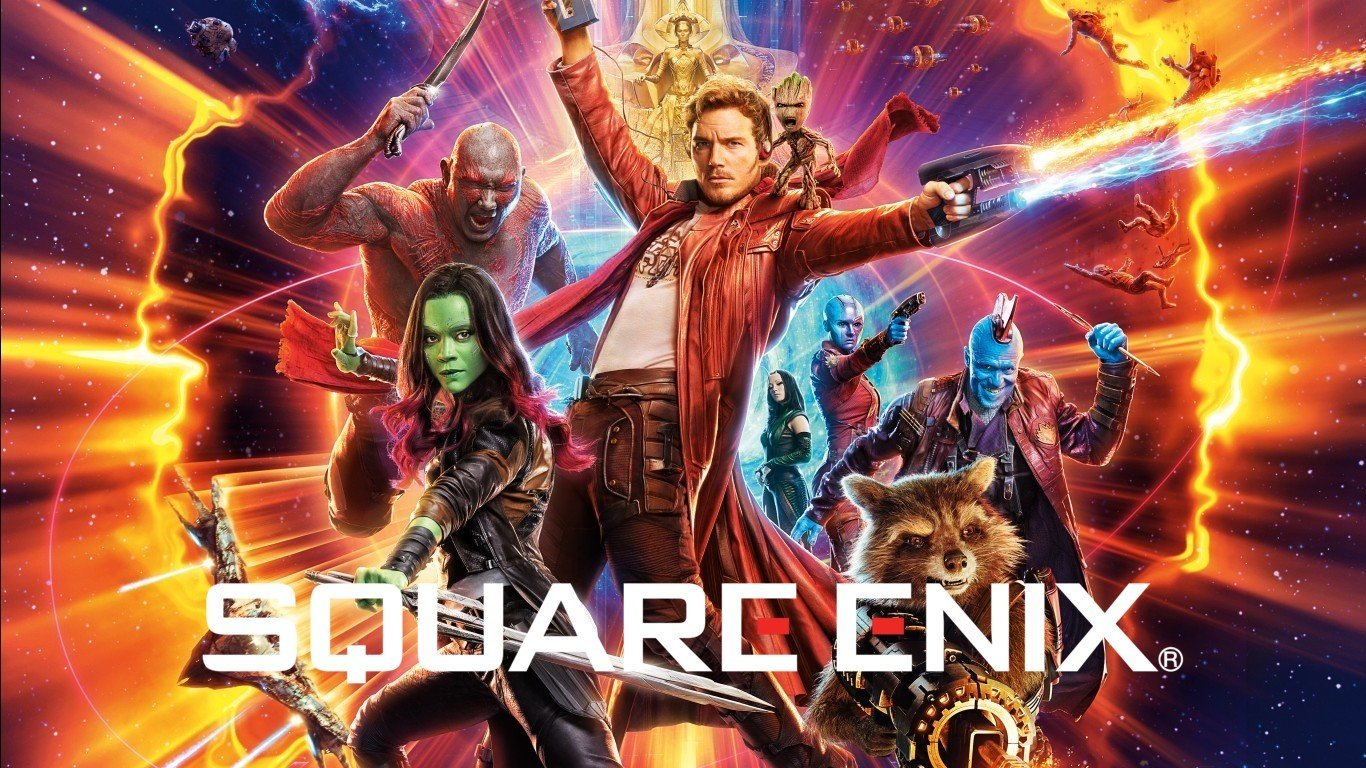 Guardians of the Galaxy 462021