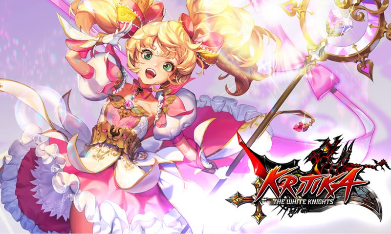 Kritika :The White Knights อัปเดตคลาสใหม่ Elemental Fairy