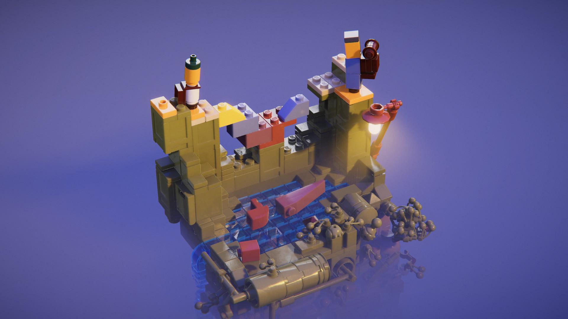 LEGO Builders Journey 162021 2