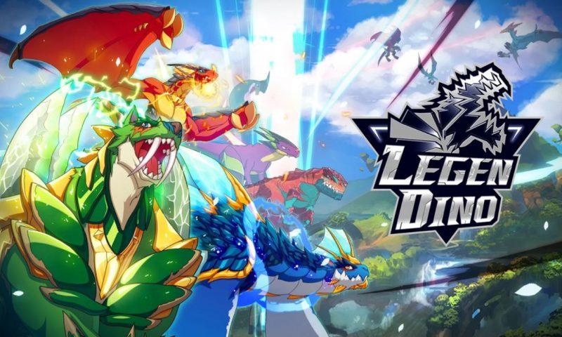 เปิดให้ลงทะเบียน Legendino: Dinosaur Battle การผจญภัยยุคไดโนเสาร์