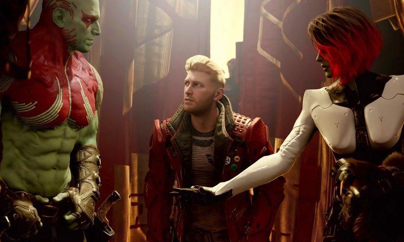 ความจริงแล้วเกม Guardians of the Galaxy จะมีโหมด Multiplayer แต่ถูกยกเลิกพัฒนาไปเสียก่อน