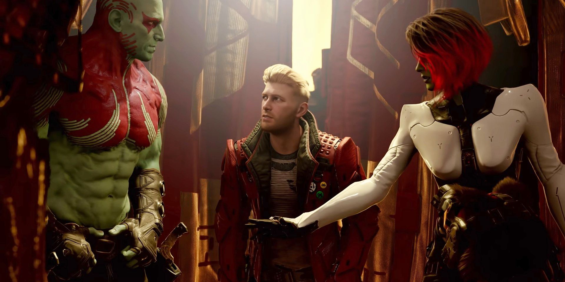 Marvels Guardians Of The Galaxy Game Better Than Avengers