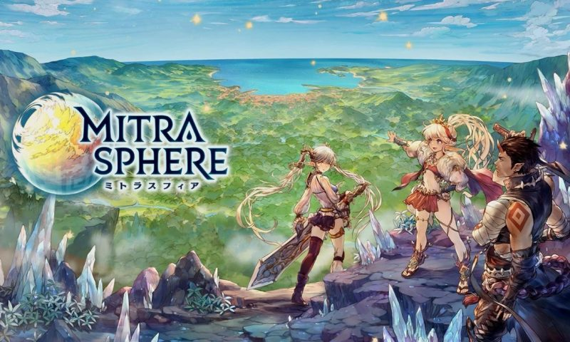 Mitrasphere เกมมือถือ Co-op Fantasy RPG เปิดให้บริการในไทย