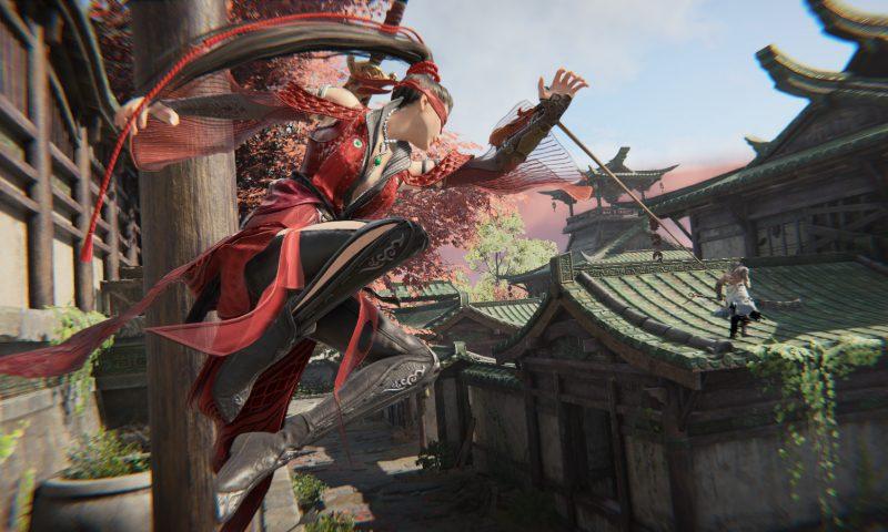 Naraka: Bladepoint เปิดเผยอาวุธใหม่ Chainsaw เพิ่มในเกม