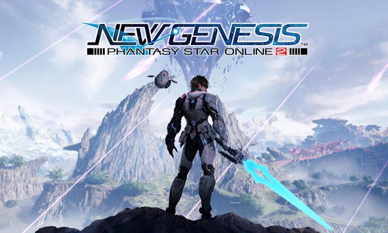 Phantasy Star Online 2: New Genesis จะเปิดตัว 9 มิถุนายน