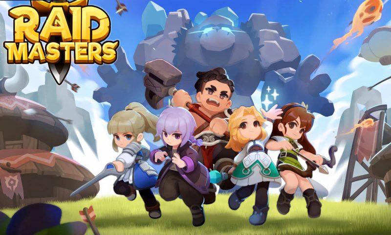 Raid Masters Online เกมแนว RPG ลงดันเปิดให้บริการบนสโตร์ไทย