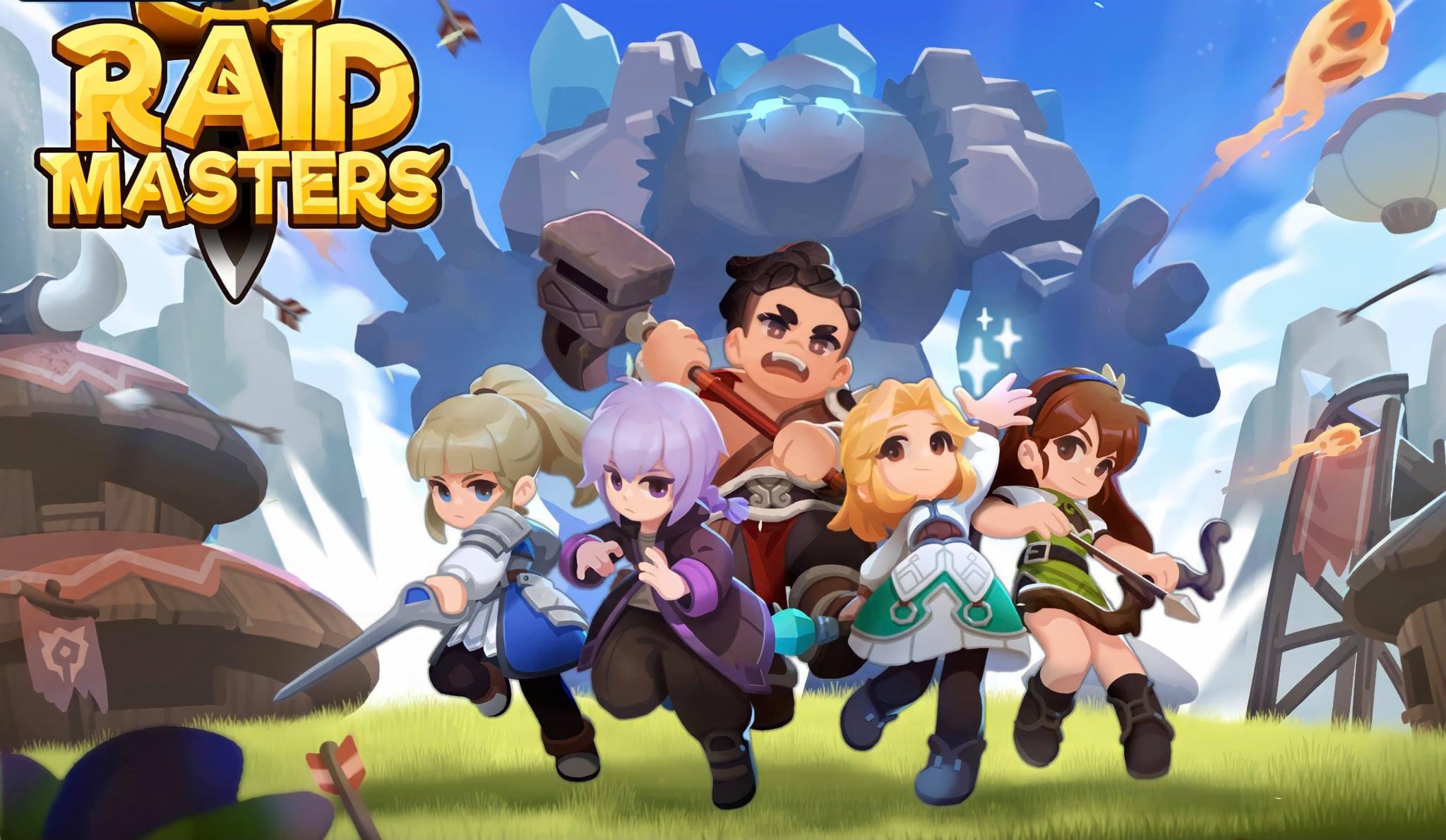 Raid Masters Online 2762021 1