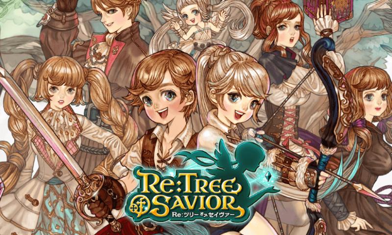 พาดู Re: Tree of Savior เกมมือถือ MMORPG ใหม่ล่าสุดเปิดตัวในญี่ปุ่น