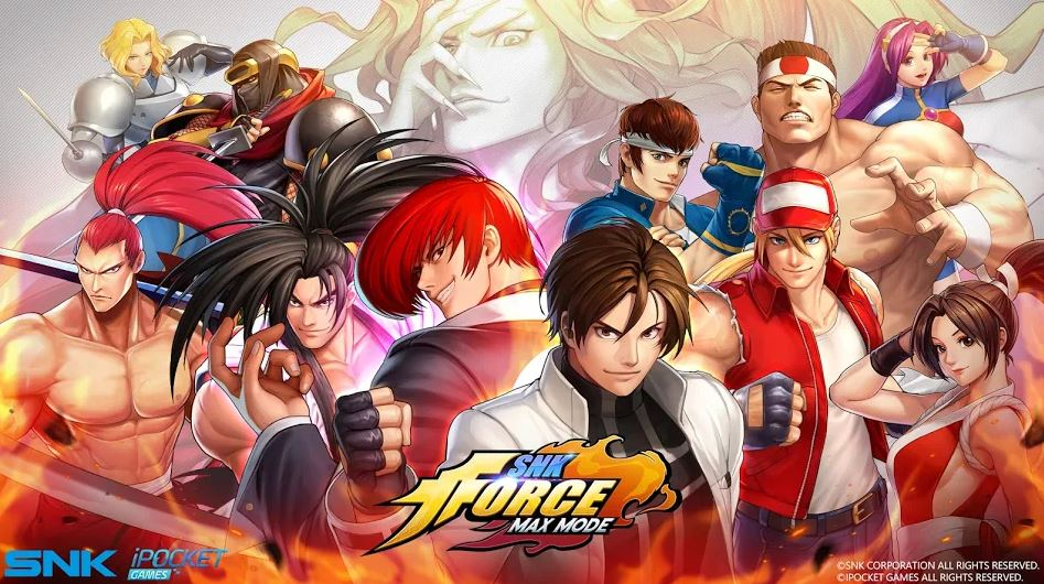 SNK FORCE Max Mode 2762021 1