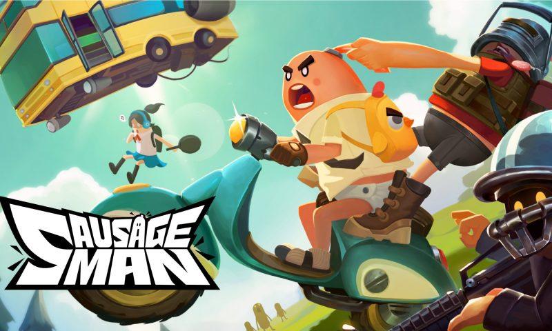 Sausage Man เกมมือถือแนว Battle Royale สุดแหวกแต่น่าสนใจ