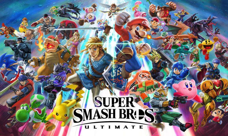 Super Smash Bros Ultimate เพิ่มพ่อหนุ่มนักสู้ Kazuya Mishima